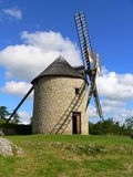 Moulin du Mont-Dol, Dol-de-Bretagne ( France ) Stock Images