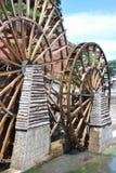 Moulin à eau Image stock