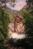 Moulin en cristal Images stock