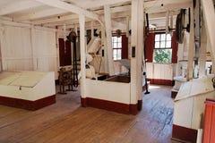 Moulin mécanique de maïs photographie stock libre de droits