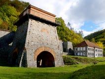Moulin métallurgique Frances 01 photo libre de droits