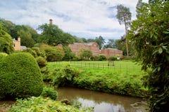 Moulin par l'eau photographie stock libre de droits