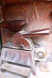 Moulin pour écraser des grains de maïs Image stock