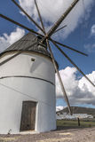 Moulin rénové Photographie stock libre de droits