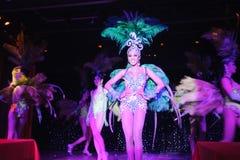 Moulin Rose Phuket Cabaret Show Stock Photo