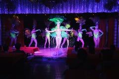 Moulin Rose Phuket Cabaret Show Stock Image