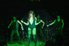 Moulin Rose Phuket Cabaret Show Royalty Free Stock Image