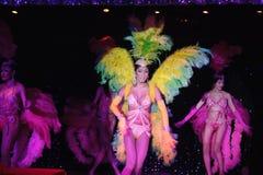 Moulin Rose Phuket Cabaret Show Stock Images