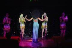 Moulin Rose Phuket Cabaret Show Royalty Free Stock Photo