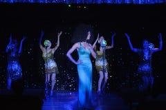 Moulin Rose Phuket Cabaret Show Royalty Free Stock Photos
