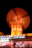 The Moulin Rouge Royalty Free Stock Photo