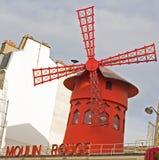 The Moulin Rouge - Paris Stock Image