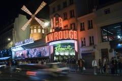 Moulin Rouge, Paris - Stock Images