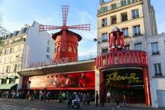 Moulin Rouge - Paris Royalty Free Stock Image