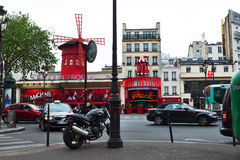 Moulin Rouge. Stock Images