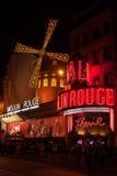 Moulin Rouge Paris Stock Photos