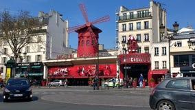 Moulin Rouge stockfoto
