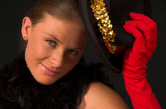 Moulin Rouge-Serie 1 Stockfoto