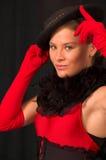 Moulin Rouge-Serie 3 Stockbilder