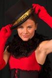 Moulin Rouge-Serie 4 Lizenzfreies Stockbild
