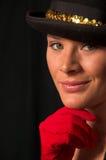Moulin Rouge-Serie 6 Lizenzfreie Stockbilder