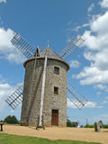 Moulin St. Michel royalty free stock photography