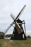 Moulin suédois de tour dans Skegrie Photographie stock