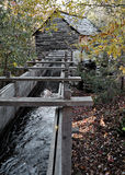 moulin vieux Images stock