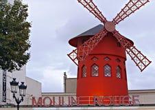 moulinrouge Royaltyfri Foto