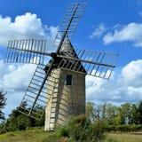 Moulins-à Entlüftung Lizenzfreie Stockfotos