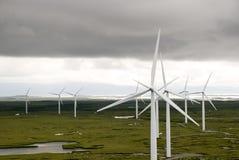 Moulins à vent Photo libre de droits