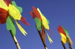 Moulins à vent Photo stock