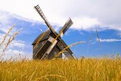 moulins à vent Photographie stock libre de droits
