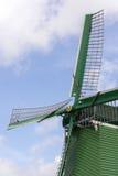 Moulins à vent chez Zaanse Schans Images stock