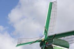Moulins à vent chez Zaanse Schans Photos stock