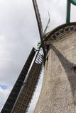 Moulins à vent chez Zaanse Schans Image stock