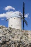 moulins à vent de Consuegra à Toledo, Espagne Ils ont servi à rectifier le GR Image stock