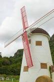 Moulins à vent de plan rapproché Photographie stock libre de droits