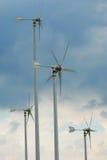 Moulins de vent Photographie stock