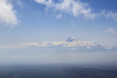 Mounatain d'Ararat Photo libre de droits