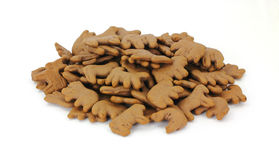 Mound Chocolate Animal Cookies Royalty Free Stock Photos
