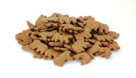 Mound Chocolate Animal Cookies Royalty Free Stock Photos