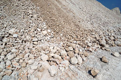 A mound of clay Royalty Free Stock Photos