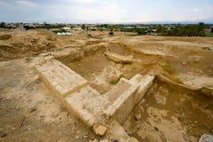 Mound Jericho Royalty Free Stock Photography