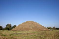 Mound of Krak in Krakow Royalty Free Stock Photos