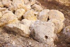 Mound rock Royalty Free Stock Photos