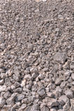 A mound of rubble. For construction work Royalty Free Stock Image