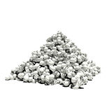 Mound of skulls Royalty Free Stock Photography