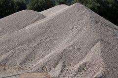 Mounds Of Gravel Stock Photos