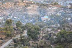 Mount Abu Valley Royalty Free Stock Photography